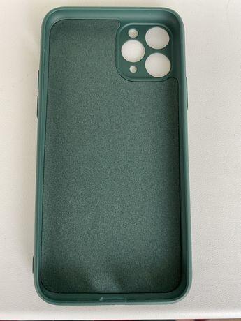 Чехол, iphone, 11 pro, айфон, 11 про, новый, микрофибра