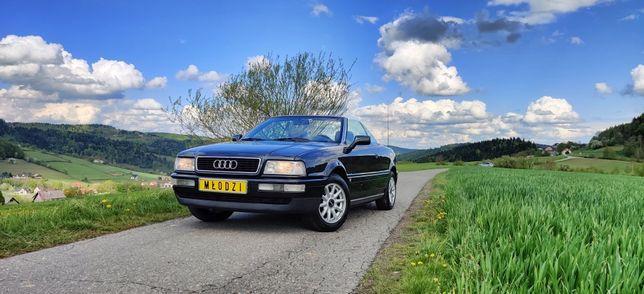 Samochód, Auto do ślubu / wesele! Klasyk! Audi Cabrio / Kabriolet