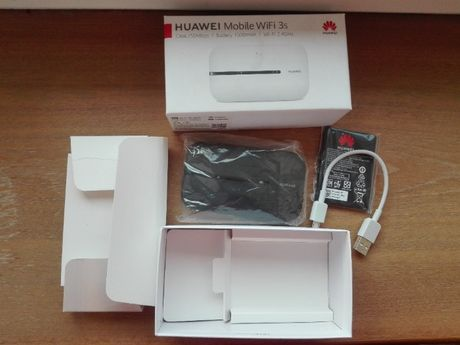 Router Huawei mobile wifi 3G - Nowy