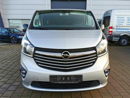 Opel Vivaro Tourer 1,6 Diesel L2H1 8-Sitze Navi EURO6