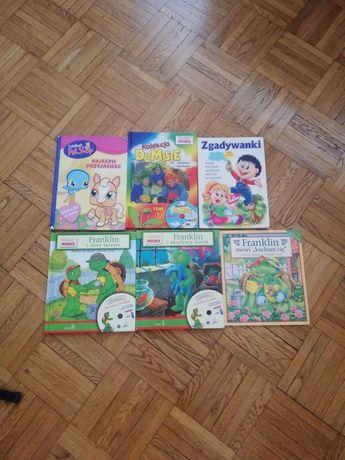 Książeczki/książki dla dzieci