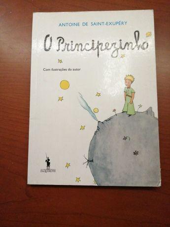 """Livro """"O Princepezinho"""""""