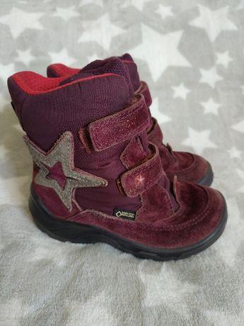 Зимние ботинки ЕССО 26р. термо сапоги ecco