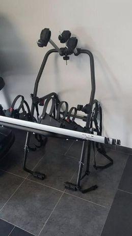 Bagażnik rowerowy Menabo StandUp 3 rowery na klapę