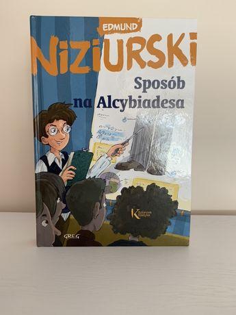 """Edmund Niziurski - """"Sposób na Alcybiadesa"""""""