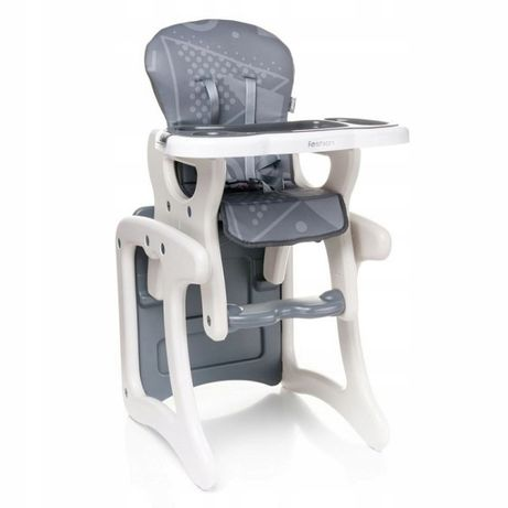 Krzesełko do karmienia 4Baby 2w1 stolik