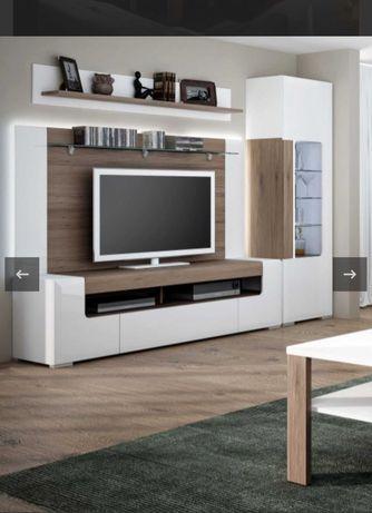 Meble toronto szafka tv, witryna, ława