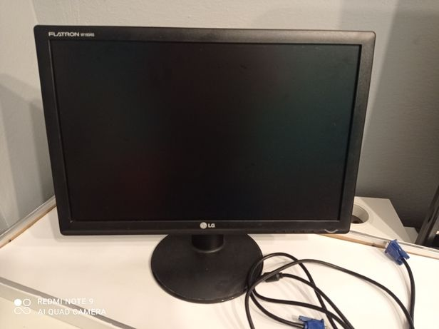 Monitor LG 19 cali