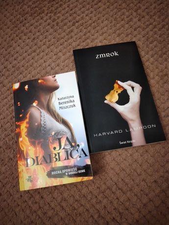 Książki Ja diablica, Zmrok