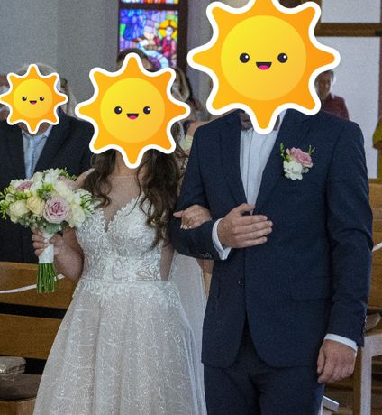 Suknia ślubna Gellena Fiona