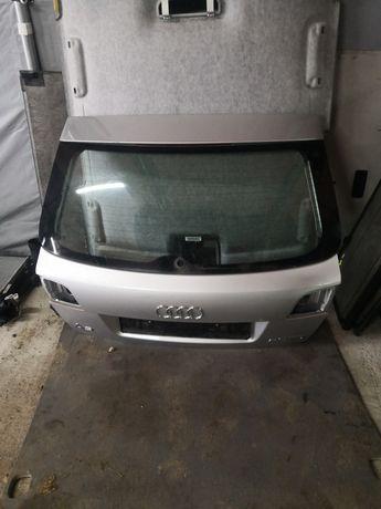 Audi A3 8p SportBack Tylna Klapa Pokrywa Bagażnika LX7W  S-line