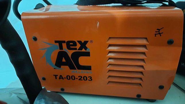 Сварочный аппарат Tex.AC TITAN | ТА-00-203