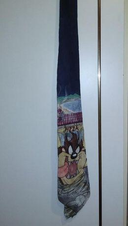 Молодёжный шёлковый галстук (Италия)