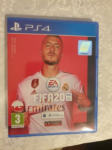 Fifa20 PS4 wersja polska