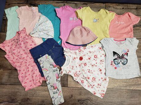 Одежда для девочки 9-12м