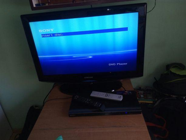 tv do tego nagrywarka Sony i dekoderem za jedyne 200 złoty
