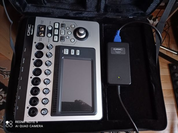 QSC Touch Mix8 QSC
