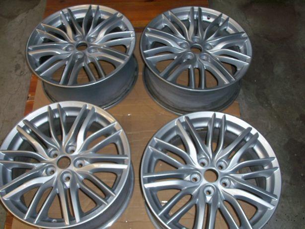 Felgi aluminiowe 18' Hyundai/Suzuki, jak nowe