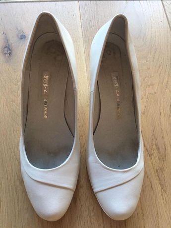 Buty ślubne La Marka (rozm.39)