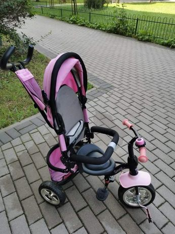 Rowerek trójkołowy Toyz Timmy Pink