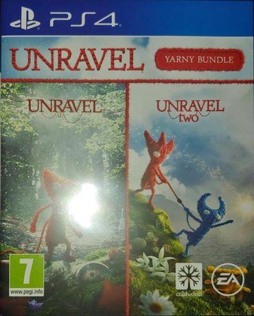 Gra PS4 Unravel Yarny Bundle - idealna dla dzieci
