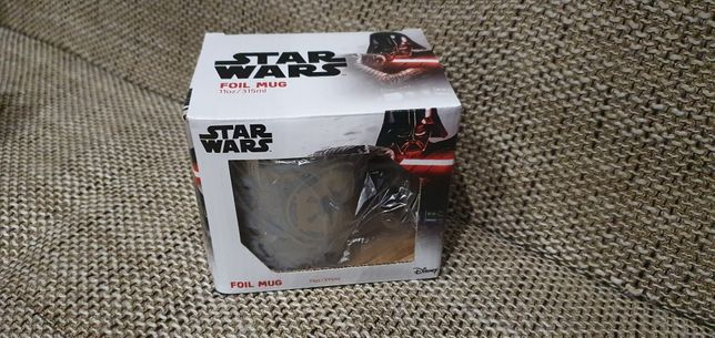 GfStar Wars Gwiezdne Wojny  - kubek metalizowany