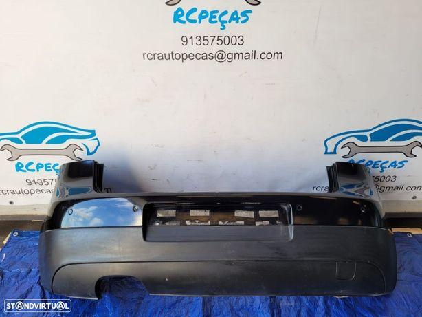 PARACHOQUES / PARA-CHOQUES / TRASEIRO / TRÁS COM SENSORES ORIGINAL   VW VOLKSWAGEN GOLF V / 5 GTI;