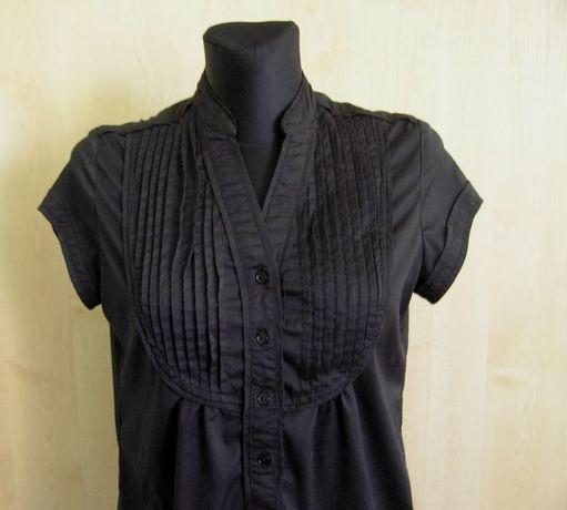 Czarna sukienka również na ciążę r. S/M