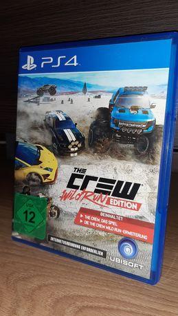 PS4 The crew (polska wersja) gra wyścigowa