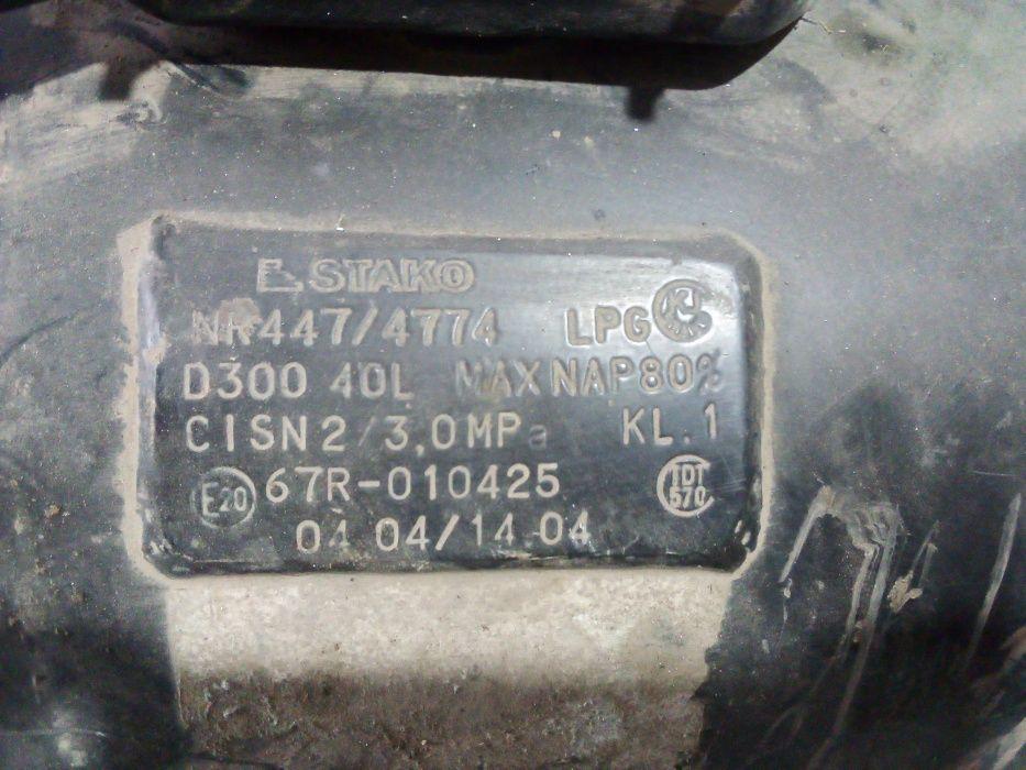 Продам газовий балон к машине бу Брацлав - изображение 1
