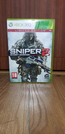 Sniper 2 Ghost Warrior Limited Edition PL na Xbox 360
