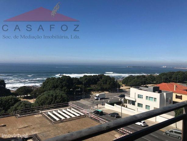 Excelente apartamento na Foz do Douro com vista mar