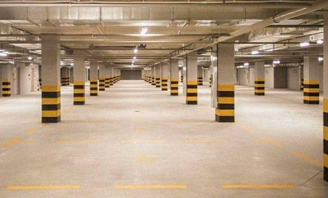Паркоместо  16 тыс в паркинге на Генуэзской.  OZ