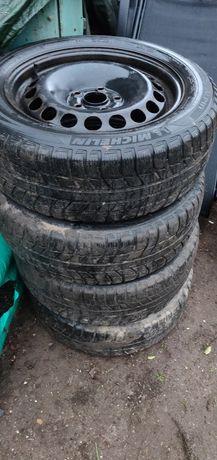 Koła zimowe Michelin 205/55 R16 Audi, Passat