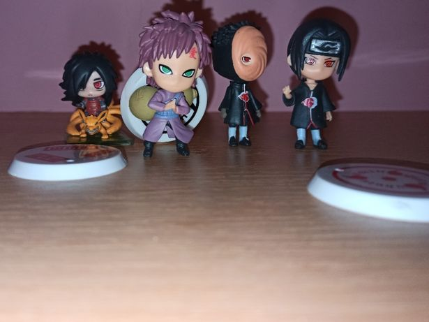 Figurki Naruto, Manga Anime