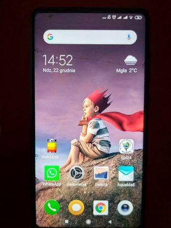 Xiaomi Mi Mix 2 4/64GB czarny stan dobry zbite szkło