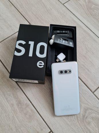 Samsung Galaxy S10e Prism White biały jak nowy GWARANCJA