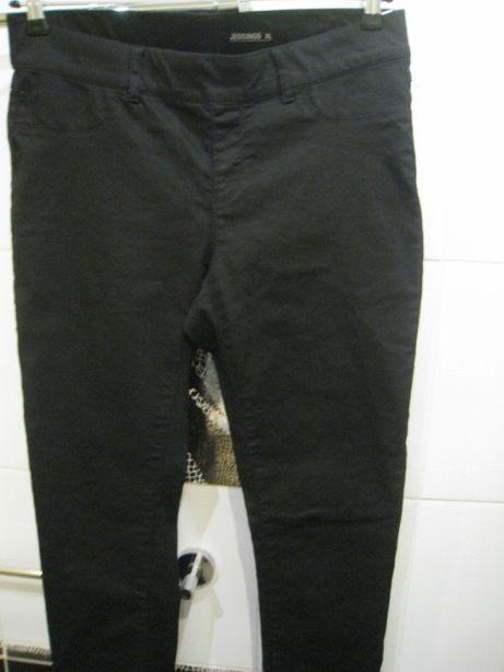 женские черные джинсы джеггинсы леггинсы, р.50 - EUR42