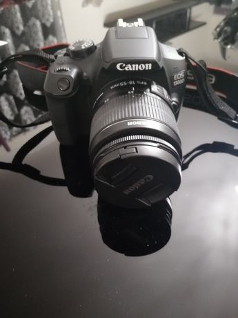 Canon EOS 1300d + Kit completo