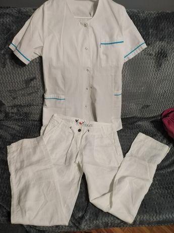 Sprzedam fartuch ochronny wraz z spodniami