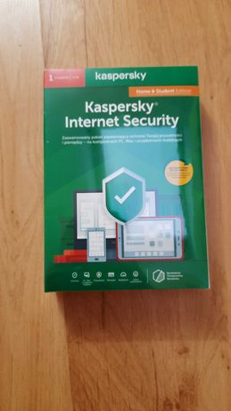 Kaspersky Internet Security Home&Student 1 stanowisko 1 rok