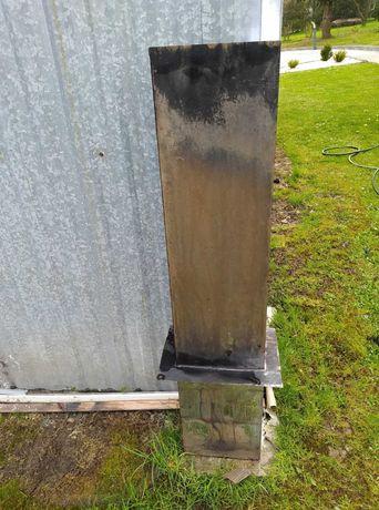 Przedłużenie/nasada komina