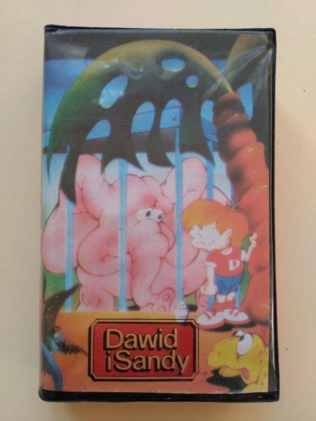 Kaseta VHS Dawid i Sandy