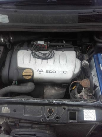 Silnik 1.8 16V Opel Zafira Vectra Omega Astra Meriva Corsa