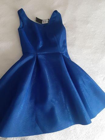 Nowa sukienka wesele studniówka 36, S