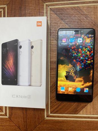 Смартфон Xiaomi note 4