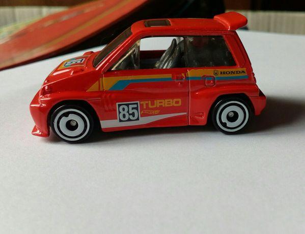 Hot Wheels , Honda City Turbo II. 2017 Mattel