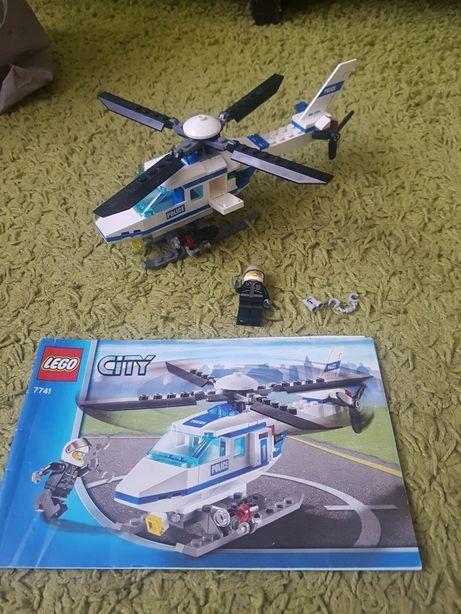 Helikopter Lego City 7741