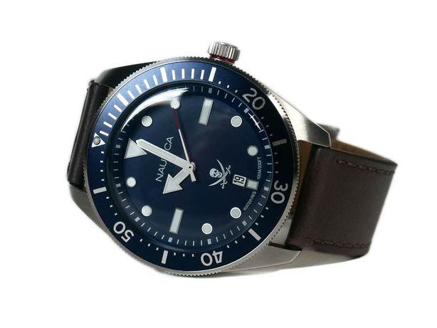 Часы Nautica NAPHCP902 (Timex) Ø44мм. 100% оригинал