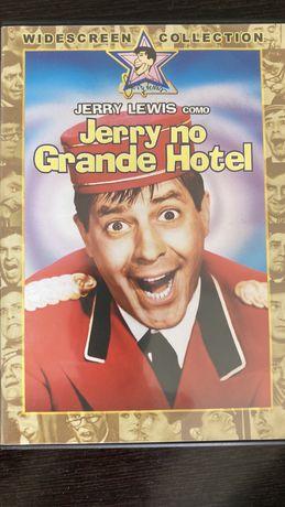 Jerry No Grande Hotel, Raro!
